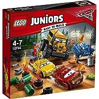 Lego - 10744 Juniors Thunder Hollow Çılgın 8 Yarışı