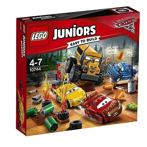 LEGO Juniors - Le Super 8 de Thunder Hollow - 10744 - Jeu de Construction