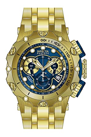 6b60a94dc Image Unavailable. Image not available for. Color: Invicta Reserve Venom  Chronograph Blue Dial Men's Watch 27791
