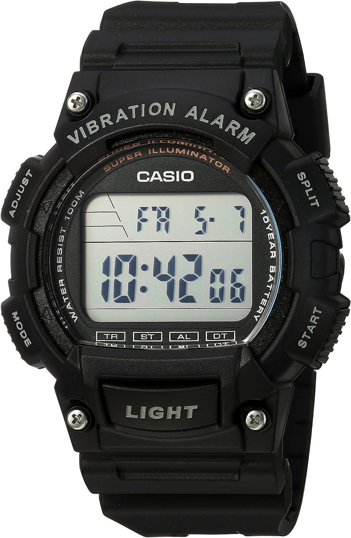 Casio Men s W736H Super Illuminator Watch