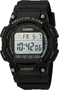 Casio Men's W736H Super Illuminator Watch