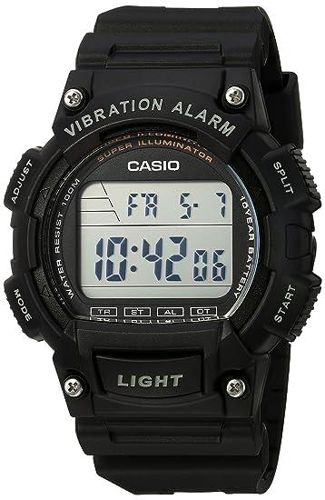 474e705bb47 Amazon.com: Casio Men's 'Super Illuminator' Quartz Resin Casual ...