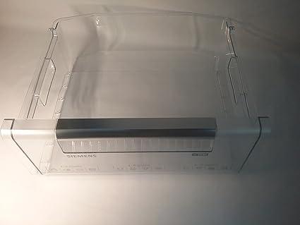 Siemens Kühlschrank Mit Schubladen : Siemens bosch neff schublade schubkasten vom gefrierschrank