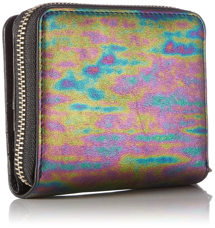 Gigiw7 Oilsli, Womens Wallet, Mehrfarbig (Multicol. Oil Slick), 3x10x20 cm (B x H T) Liebeskind