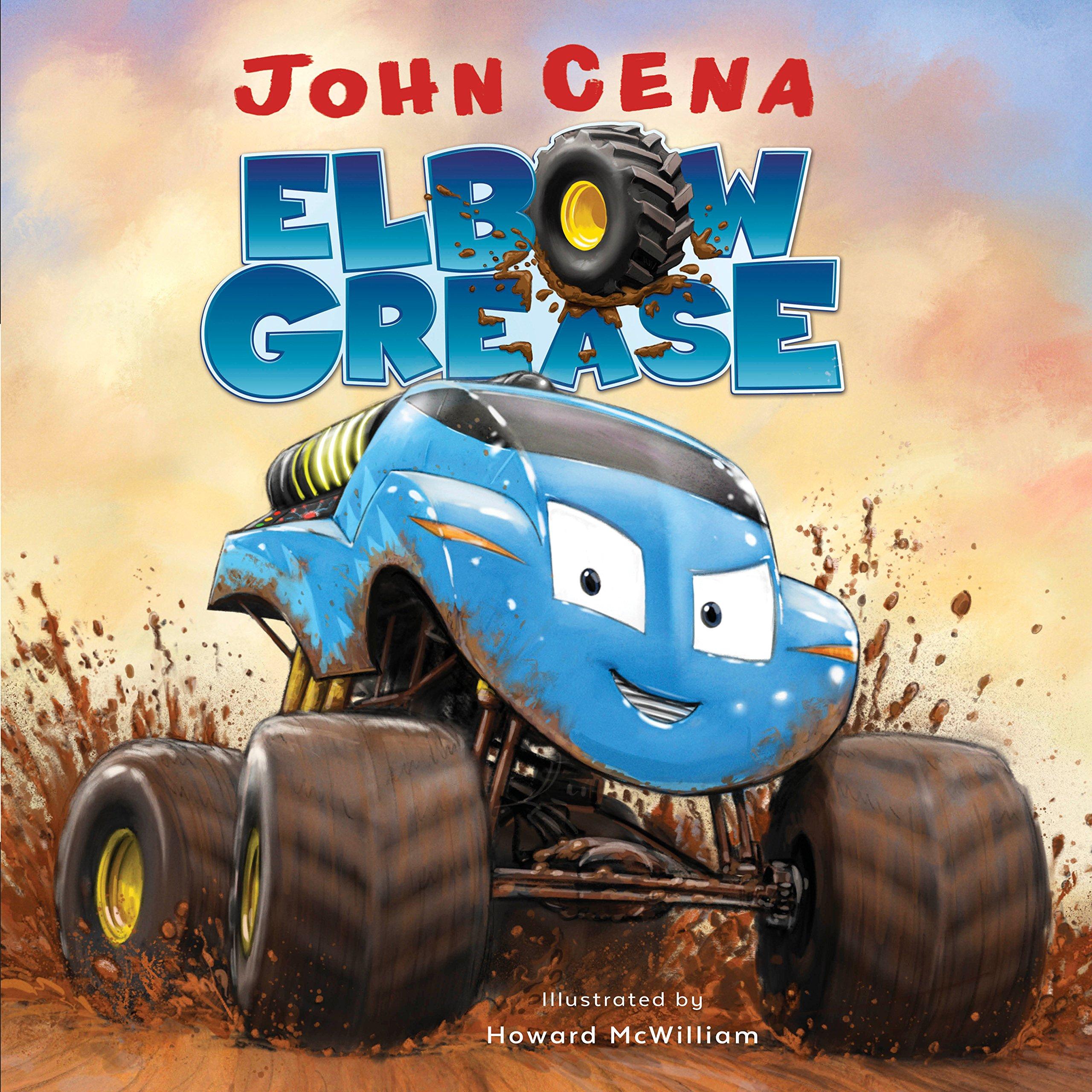 Elbow Grease John Cena product image