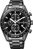 [シチズン]腕時計 INDEPENDENT インディペンデント スポーティ・クロノグラフ Timeless Line BA7-140-51 メンズ