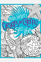 Sea Life (Designs for Coloring) Paperback