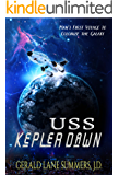 USS Kepler Dawn: Earth's First Colonial Mission to the Stars