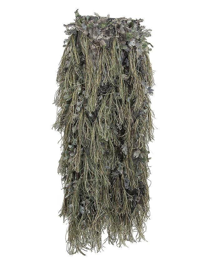 Amazon.com: Youth híbrida Woodland camuflaje Ghillie Traje ...