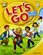 Lets Go 4th Edition Level 2 Student Book with Audio CD Pack (Let's Go)
