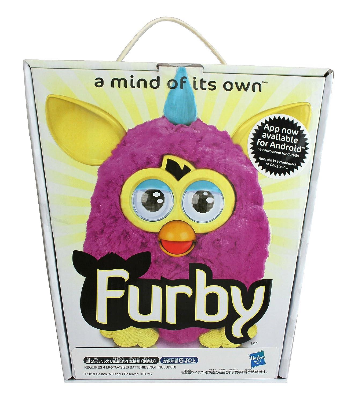Furby (Berry Pop) (Japan Import / Das Paket und das das das Handbuch werden in Japanisch) 746e94