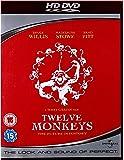 Twelve Monkeys [HD DVD][1995]