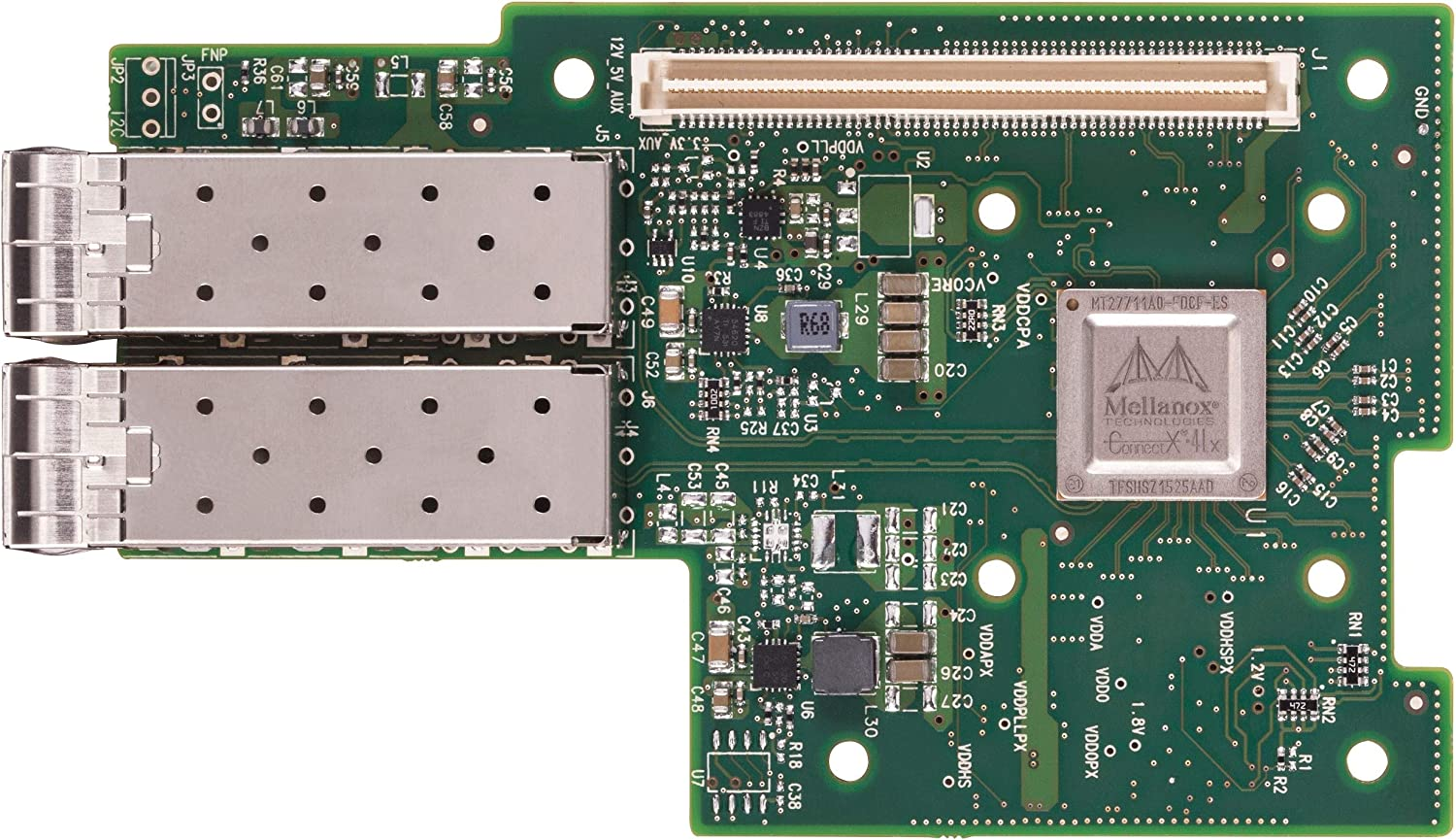 4 Lx EN Adapter Card for Open Compute Project OCP Mellanox ConnectX