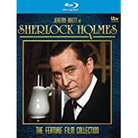The Sherlock Holmes Feature Film Collection [Blu-ray]