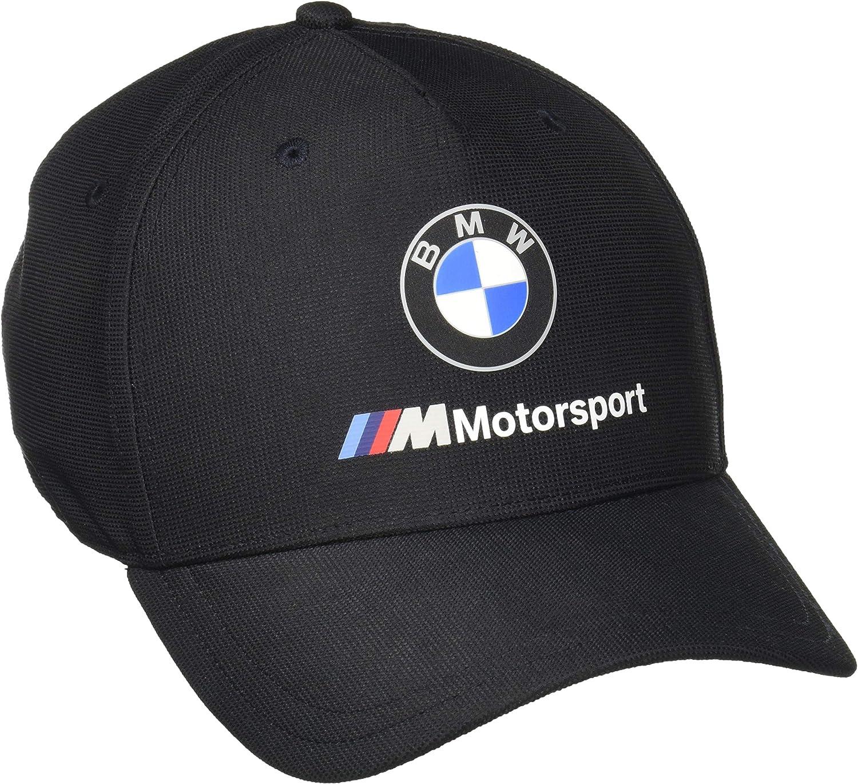 PUMA BMW Motorsport snap Back Cap- Anthracite: Amazon.es: Ropa y ...