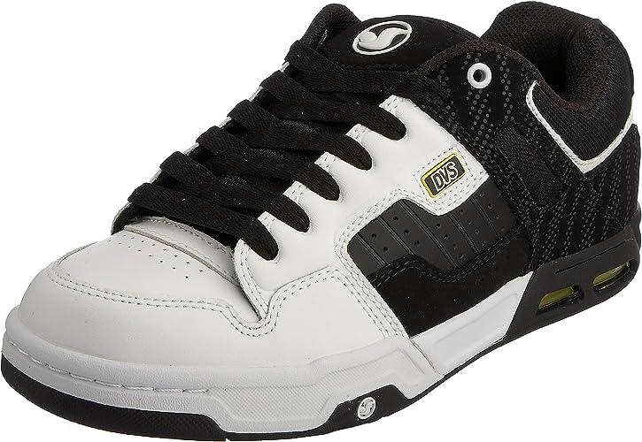 DVS Shoes Men's Enduro Heir White/Black