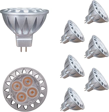 Amazon.com: Alide MR16 GU5.3 - Bombillas LED (5 W ...