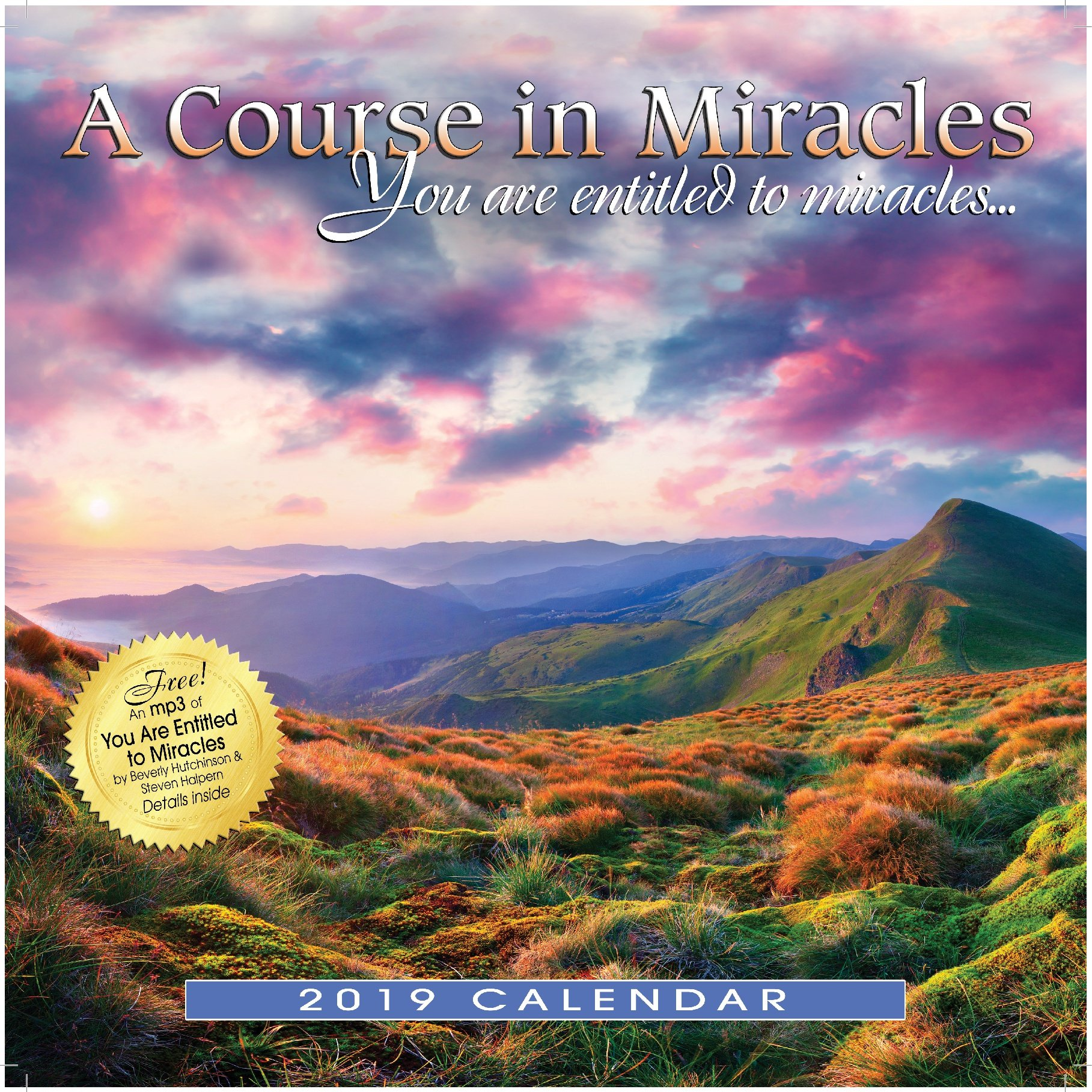 A course in miracles avaiya media.