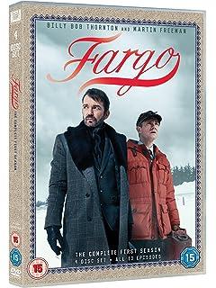 Amazon com: Fargo: Season 1: Billy Bob Thornton, Martin
