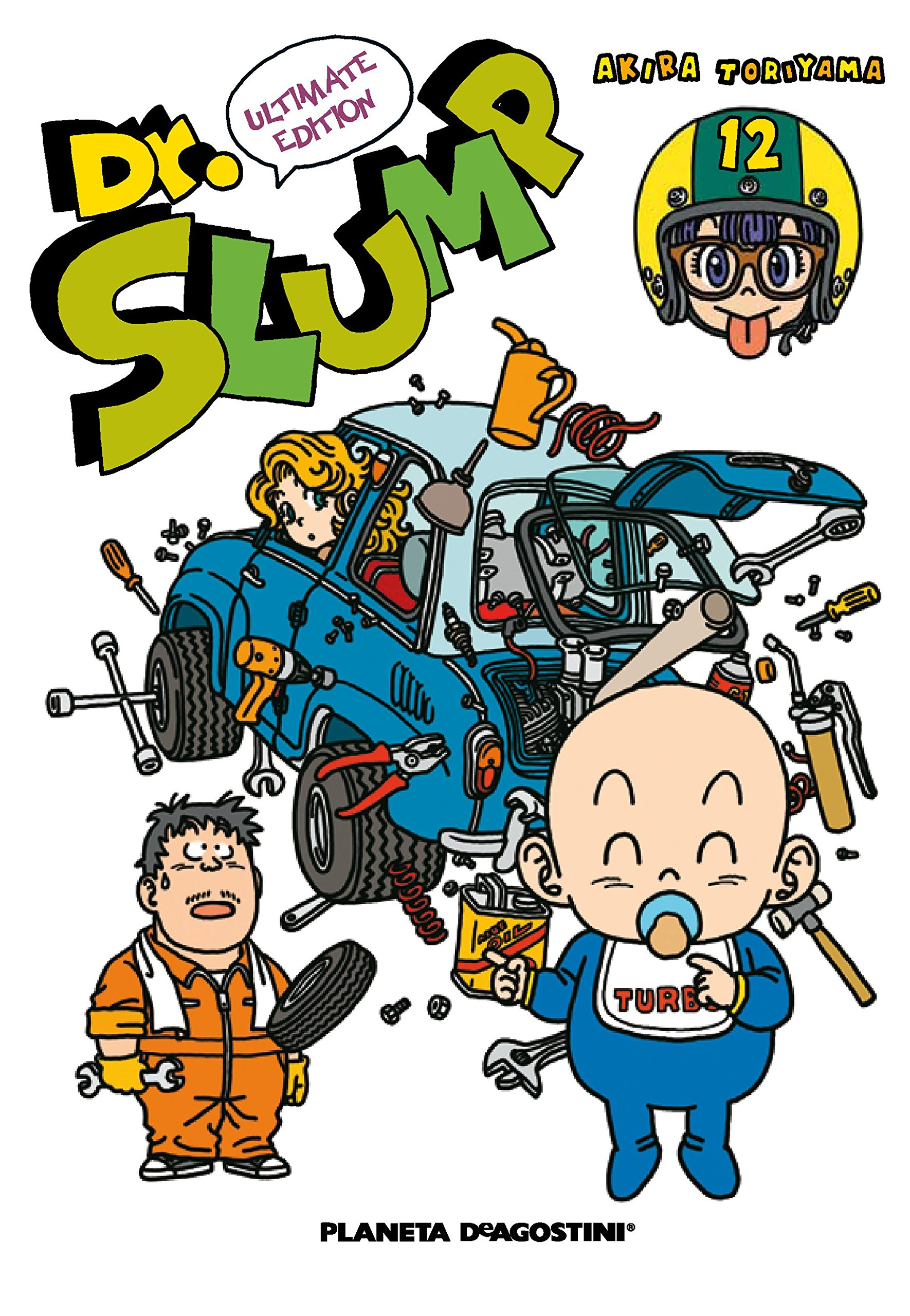 Dr. Slump nº 12/15 (Manga Shonen): Amazon.es: Toriyama, Akira: Libros