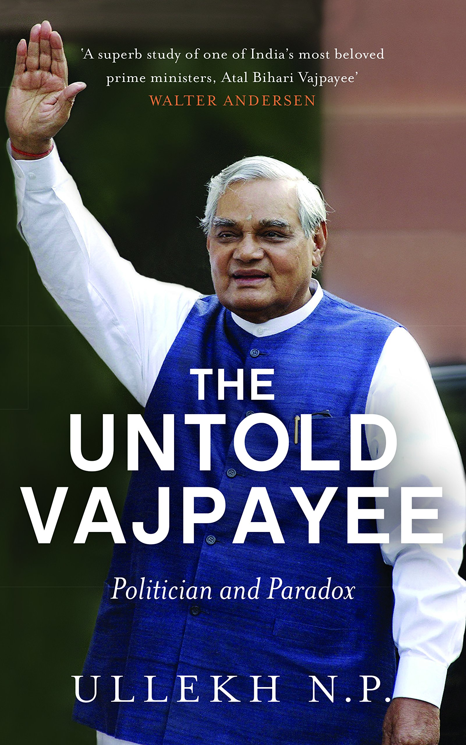 Image result for The Untold Vajpayee