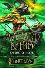 Apprentice Needed (Wizard for Hire) Hardcover