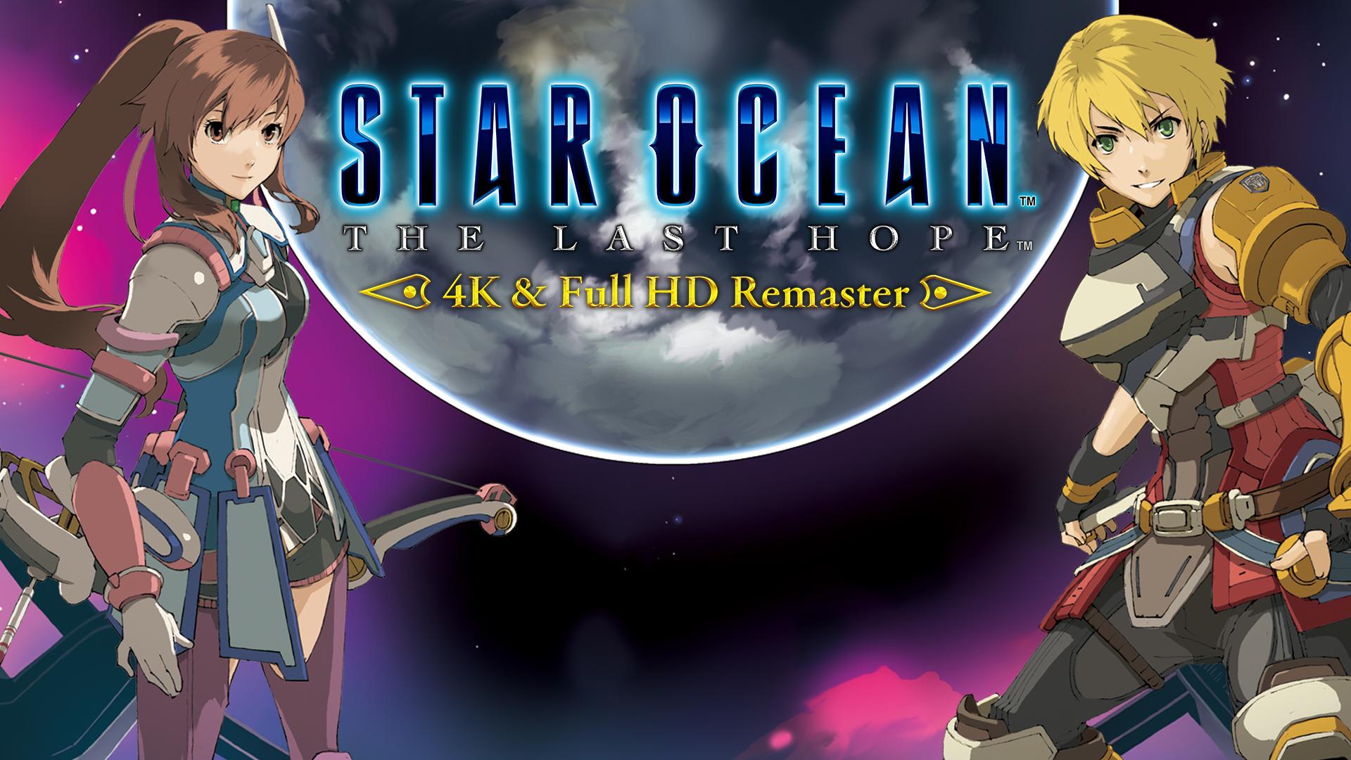 STAR OCEAN - THE LAST HOPE - 4K & Full HD Remaster [Online Game Code] (Star Ocean The Last Hope Side Quests)