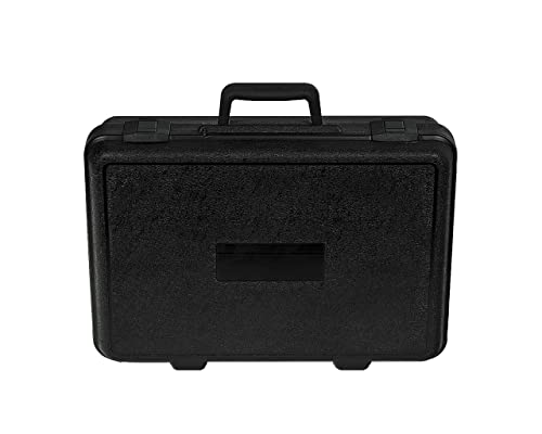 PFC Plastic Carrying Case with Foam, 17 x 12 x 4 3 8