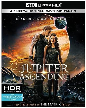 Jupiter Ascending 4k Ultra Hd Bd Blu Ray Amazoncouk