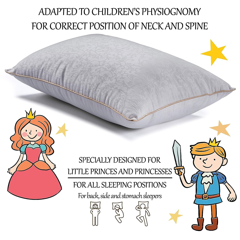 Almohada infantil de 40 x 60 a partir de 1 año - Soft ...