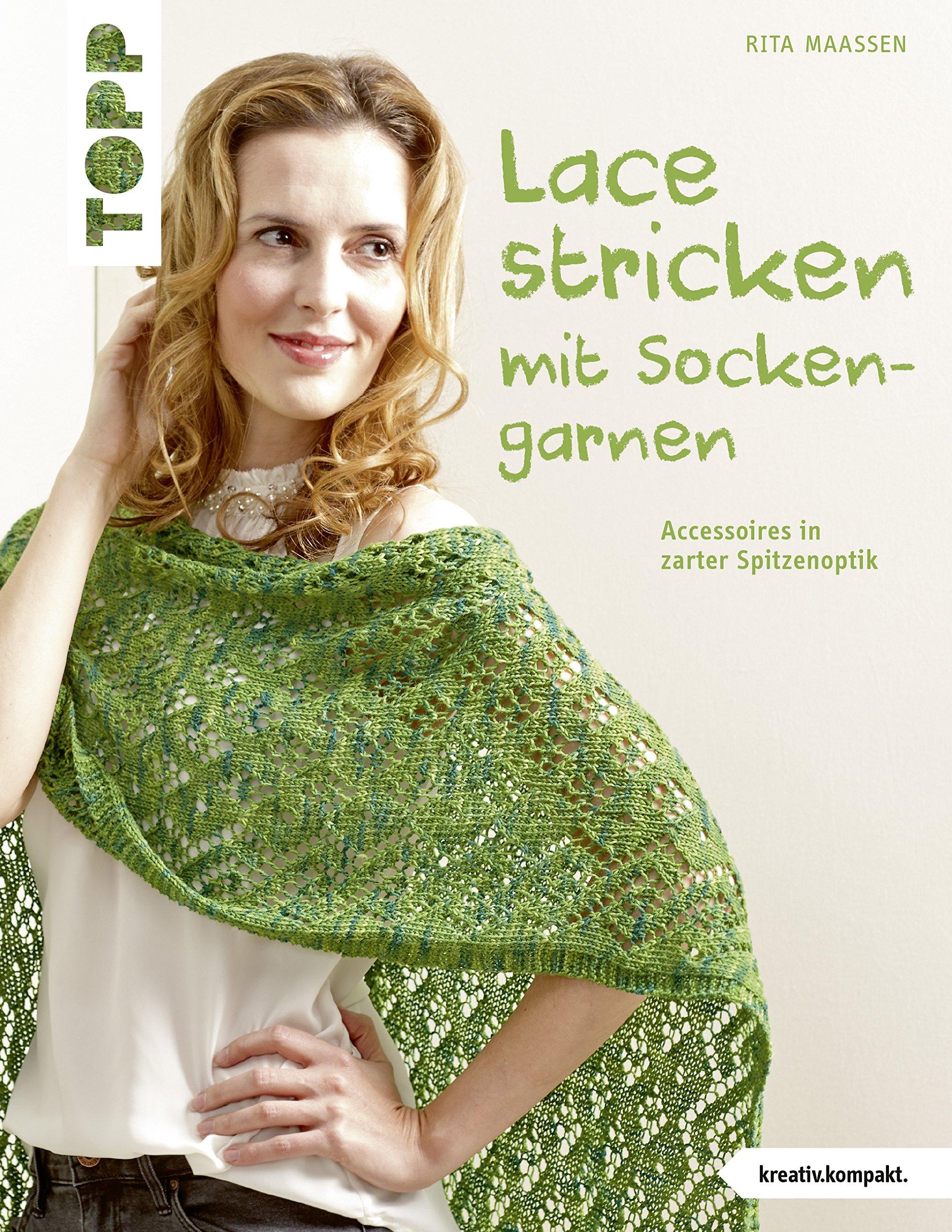Fichu Im Lace Muster 02201 Merinofinewool 3