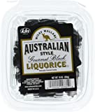 Kenny's Wiley Wallaby Australian Style Liquorice, Black, 10 Ounce