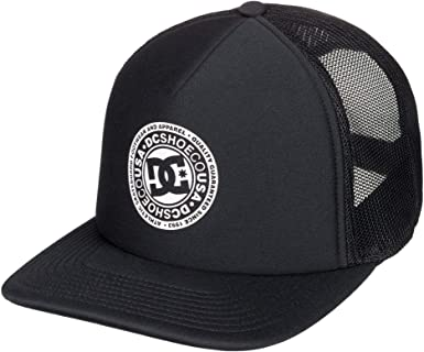 DC Shoes Vested Up - Gorra Trucker - Hombre - One Size: Amazon.es ...