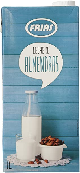 Frias Bebida de Almendra - 6 Briks