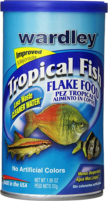 The Best Copper Free Tropical Fish Food
