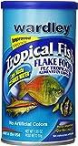 Wardley Essentials Tropical Premium Flakes 1.95 Ounce