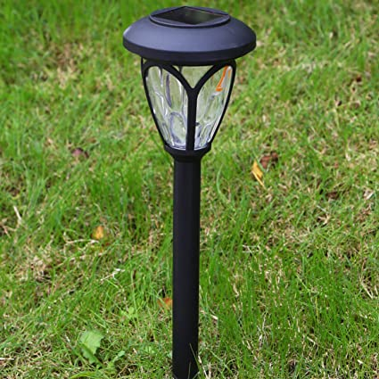 Amazon solar garden lights outdoor decorations home decor solar garden lights outdoor decorations home decor stakes yard decorative stake light deal of the day workwithnaturefo