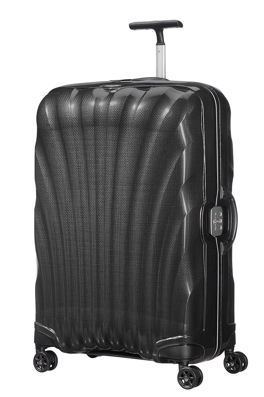 SAMSONITE Lite-Locked Spinner 75/28 Koffer, 75 cm, 93 L, Black