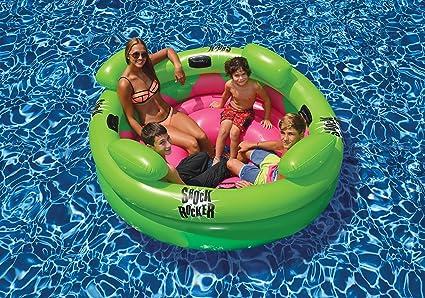Amazon.com: Inflatable Swimming Pool Shock Rocker, Model # 9056 ...