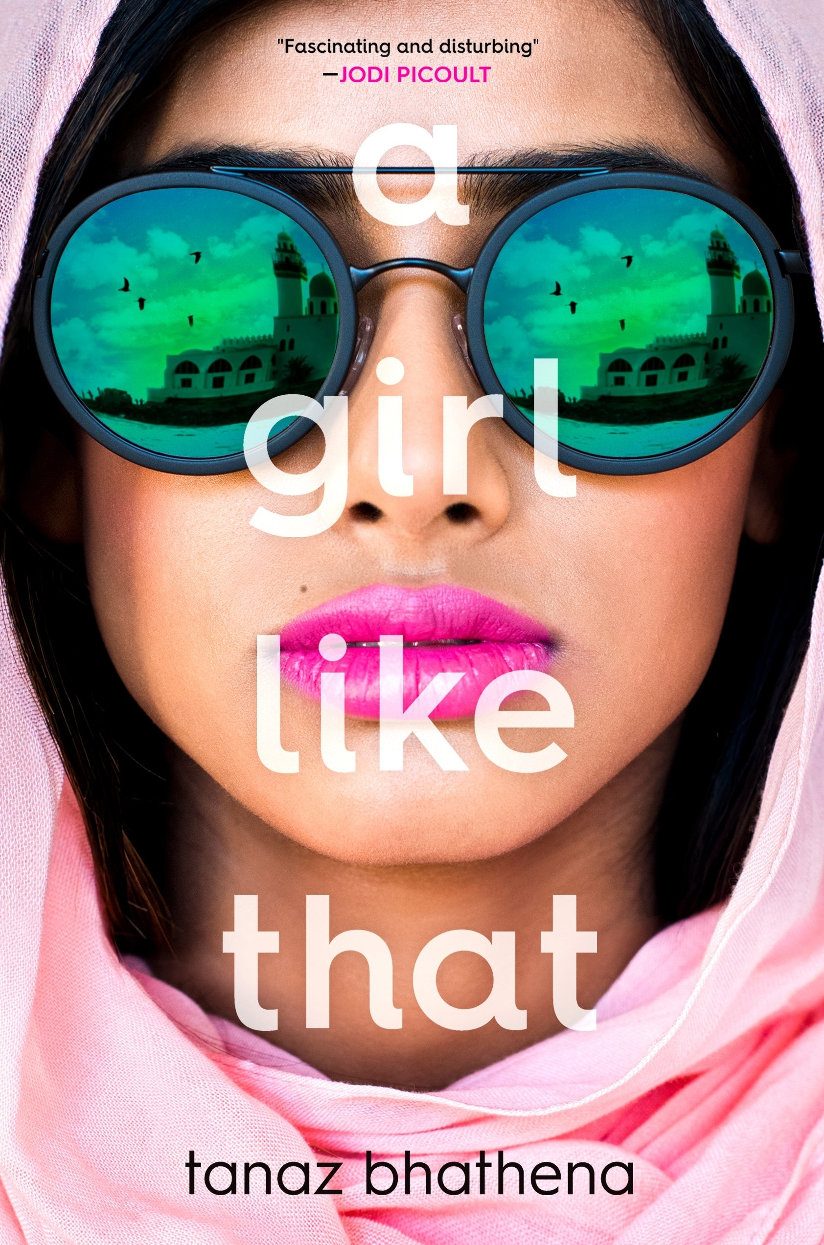 Amazon.com: A Girl Like That (9780374305444): Bhathena, Tanaz: Books