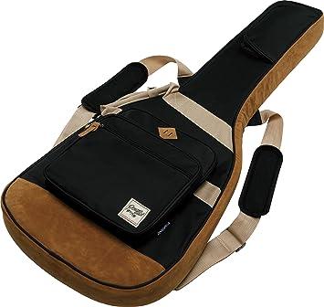 Amazon Com Ibanez Powerpad Electric Guitar Gig Bag Black Musical