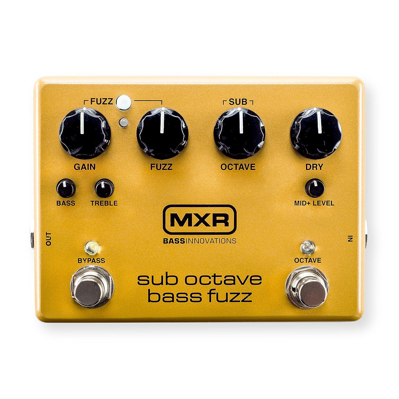 MXR エフェクター M287 サブ オクターブ ベース ファズ Sub Octave Bass Fuzz   B074YHFHYQ