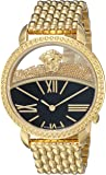 Versace Women's 'KRIOS' Swiss Quartz Stainless Steel Casual Watch, Color:Gold-Toned (Model: VAS070016)