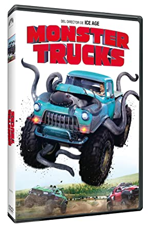 Amazon Com Monster Trucks Spanish Release Movies Tv