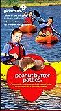 2017 Girl Scout Peanut Butter Patties Cookies (14 per box)