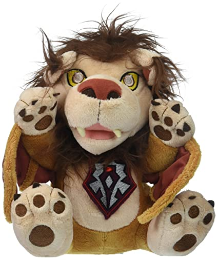 World of Warcraft Wind Rider Cub Plush with Bonus In-Game Companion