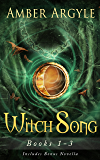 Witch Song Series: Books 1-3 + Bonus Novella (English Edition)
