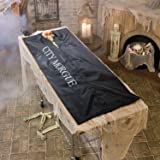 DELUXE Shaking Skeleton In Body Bag - Halloween Party Supplies & Decorations & Home Decor