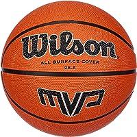 Wilson Uniseks volwassenen MVP BSKT basketbal, oranje, 7