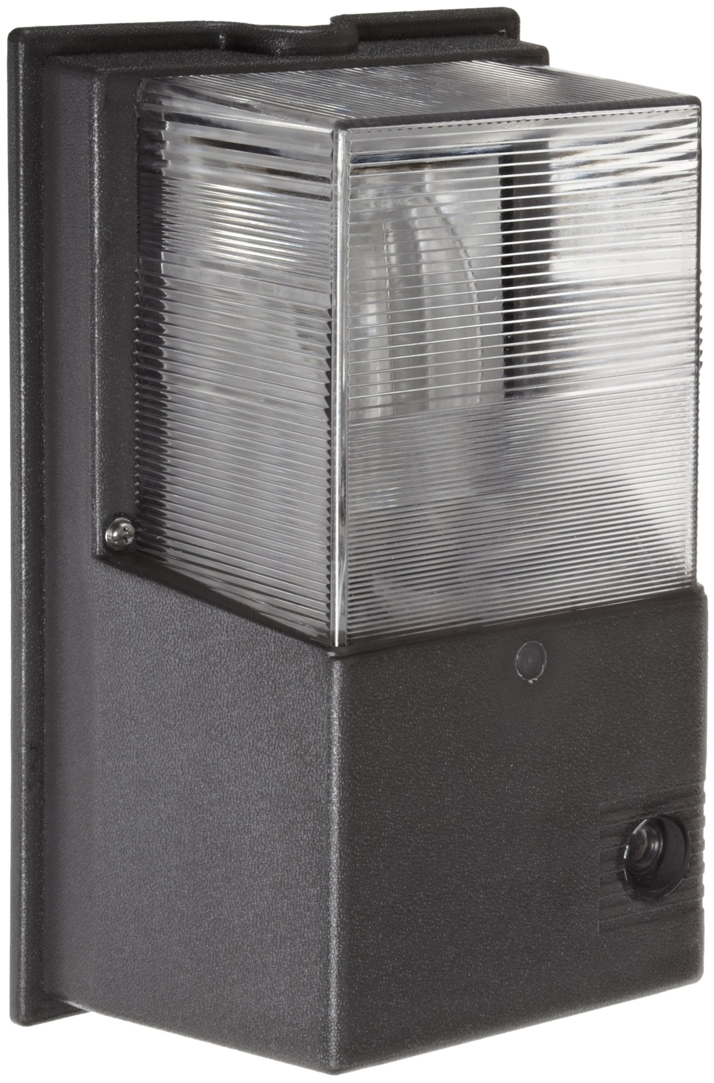Morris Products 71012 Mini Wall Packs, HPS Type, Medium Lamp Base, 70 Watts, 120V Volts by Morris Products
